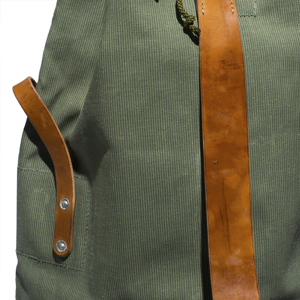 VINTAGE - 70's Swiss Army Duffel Bag - MAN of the WORLD Online Destination for Men's Lifestyle - 7