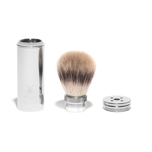 Muhle - Leather Roll Travel Shave Set - MAN of the WORLD Online Destination for Men's Lifestyle - 7