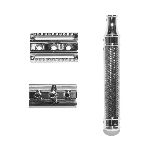 Muhle - Safety Razor - Large Closed Comb - MAN of the WORLD Online Destination for Men's Lifestyle - 4