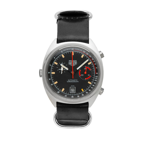 HEUER - Monza Limited Edition - MAN of the WORLD Online Destination for Men's Lifestyle - 1