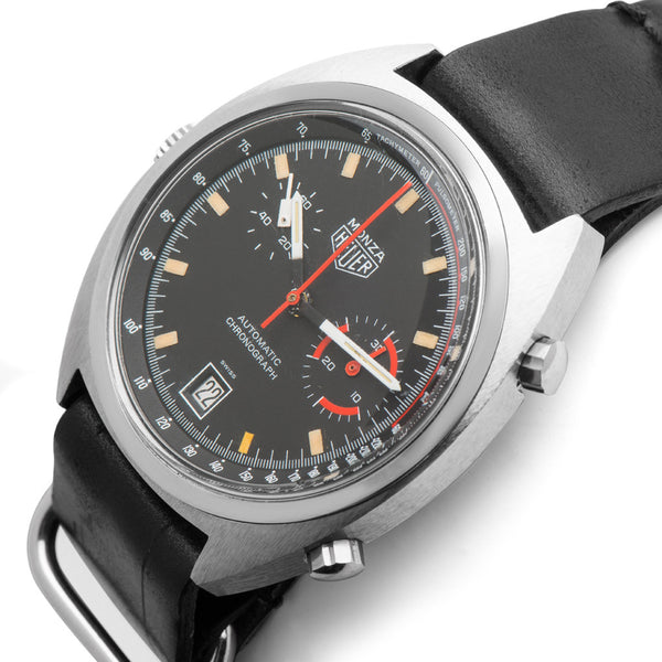 HEUER - Monza Limited Edition - MAN of the WORLD Online Destination for Men's Lifestyle - 3