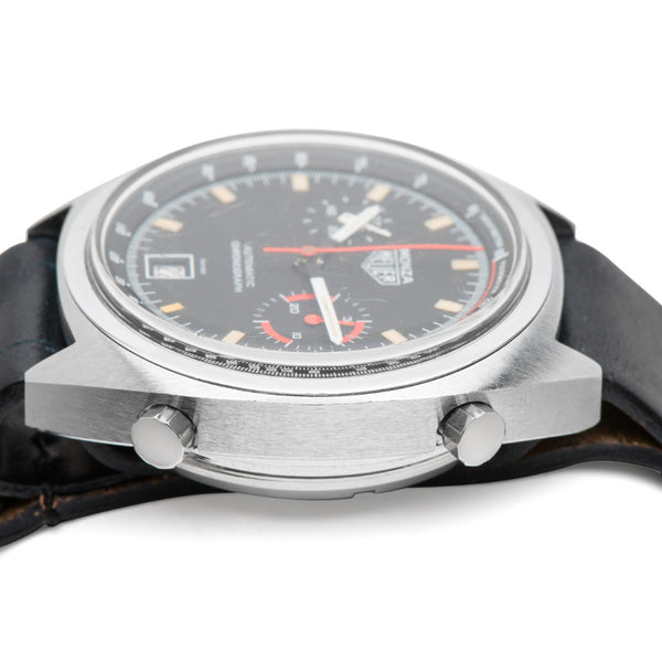 HEUER - Monza Limited Edition - MAN of the WORLD Online Destination for Men's Lifestyle - 2
