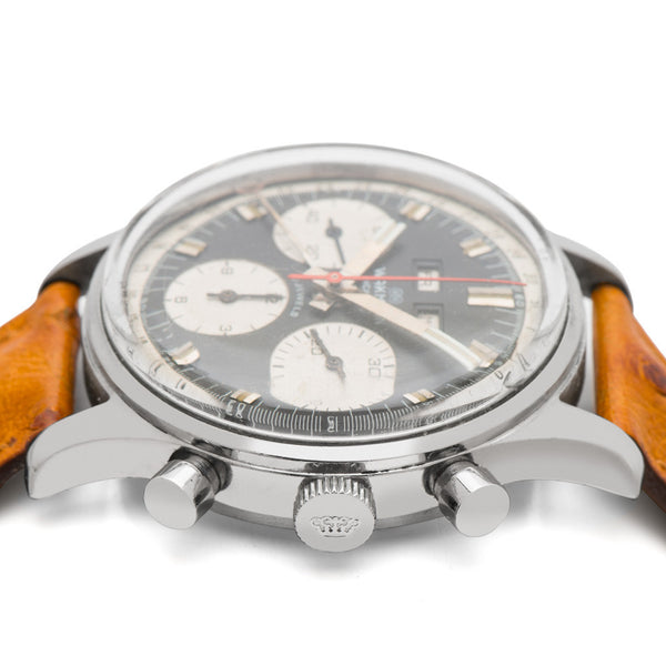 WAKMANN - Triple Calendar Chronograph - MAN of the WORLD Online Destination for Men's Lifestyle - 2