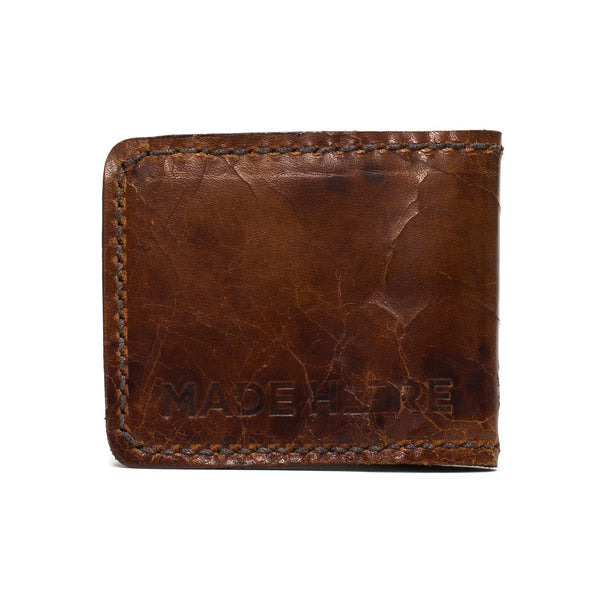Recrafted Bifold Wallet