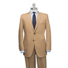 Tan Cotton Chino Suit