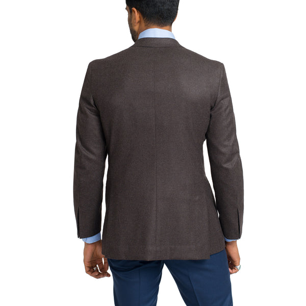 Heather Char / Brown Sport Coat