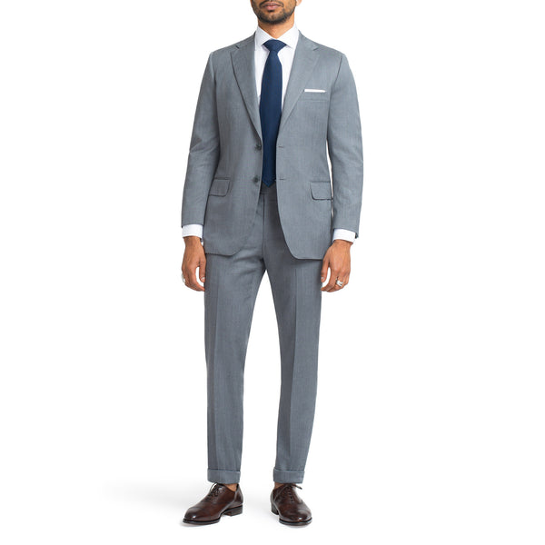 Medium Grey 2-Piece Suit