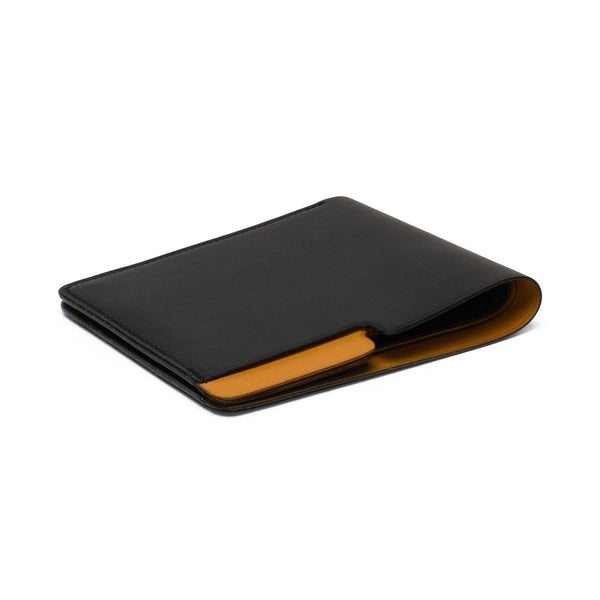 Leather Classify Wallet - Black