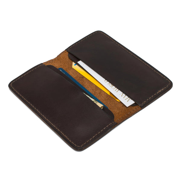 Card Book - Walnut