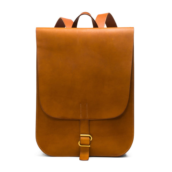 Postal Backpack - Tan