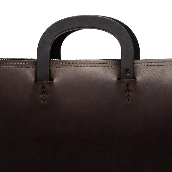 Briefcase - Walnut