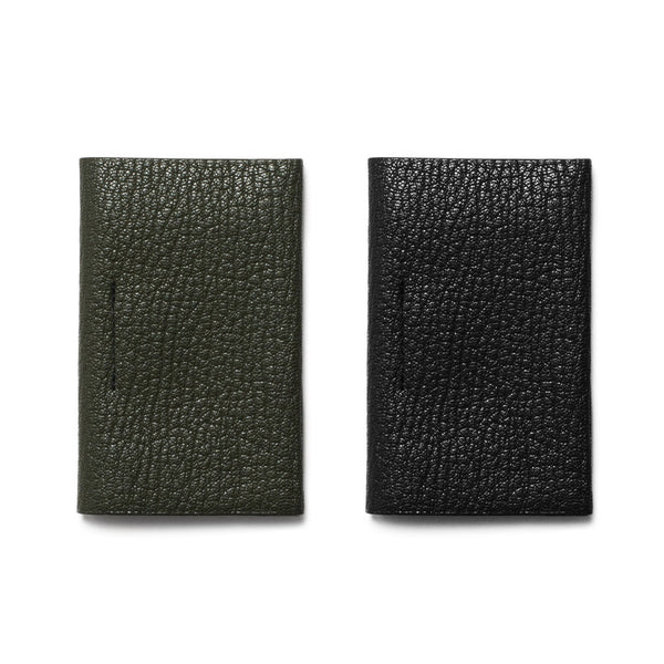Geology Goatskin Card Holder