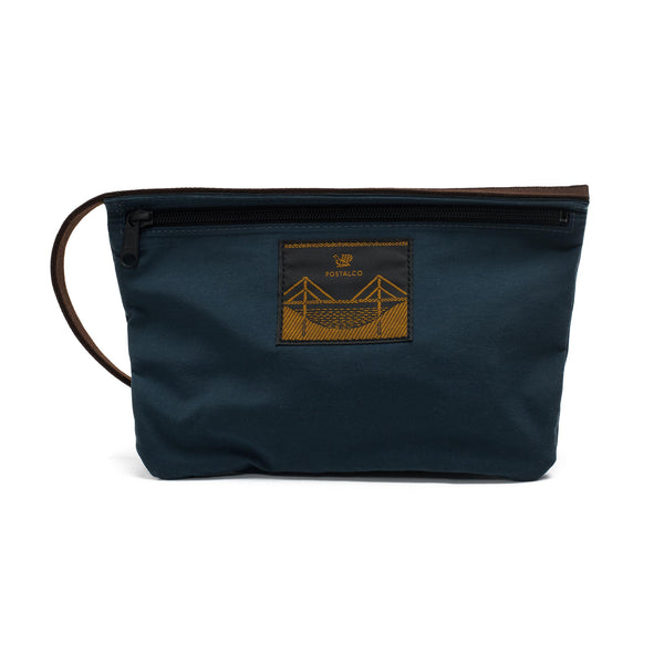 Dopp Kit - Dark Blue