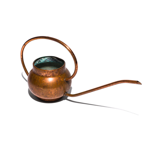 VINTAGE - Copper Watering Can - MAN of the WORLD Online Destination for Men's Lifestyle - 2