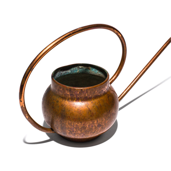 VINTAGE - Copper Watering Can - MAN of the WORLD Online Destination for Men's Lifestyle - 4