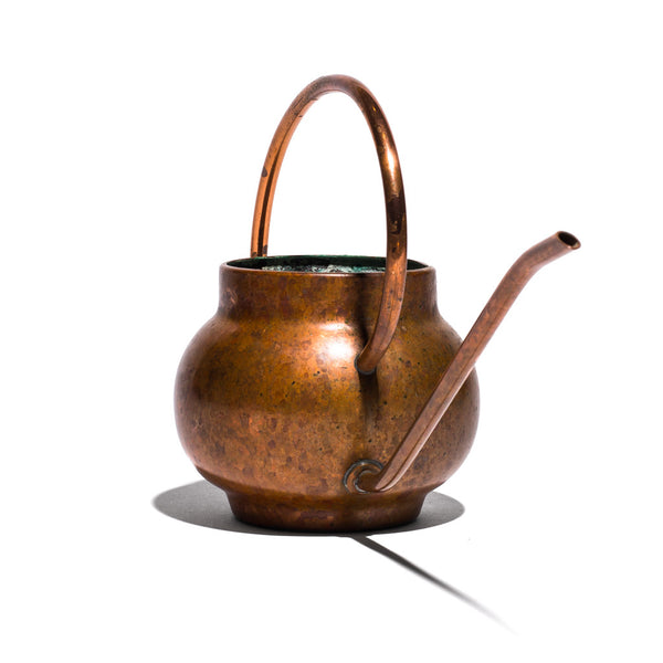VINTAGE - Copper Watering Can - MAN of the WORLD Online Destination for Men's Lifestyle - 3