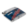 Modern Superior Quality - Blue and Red Lighter - MAN of the WORLD Online Destination for Men's Lifestyle - 2