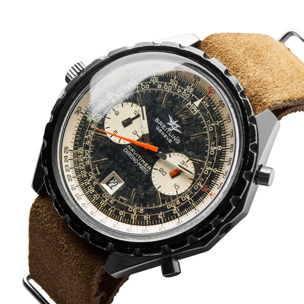 BREITLING - Navitimer Chronomatic 1806 - MAN of the WORLD Online Destination for Men's Lifestyle - 3