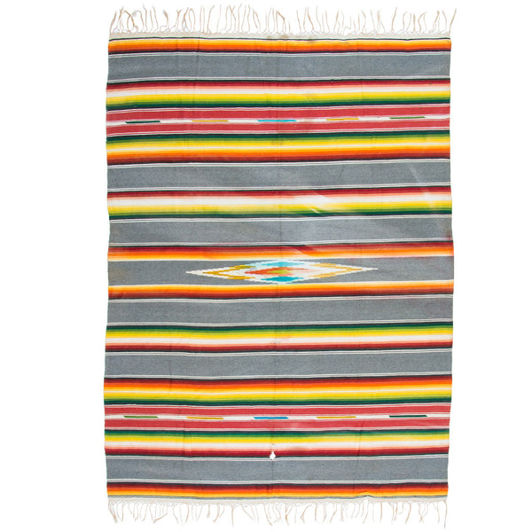 VINTAGE - Yellow Serape - MAN of the WORLD Online Destination for Men's Lifestyle - 1