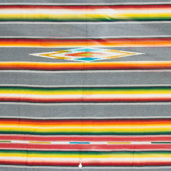 VINTAGE - Yellow Serape - MAN of the WORLD Online Destination for Men's Lifestyle - 2