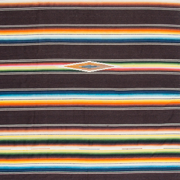 VINTAGE - Black Serape - MAN of the WORLD Online Destination for Men's Lifestyle - 2