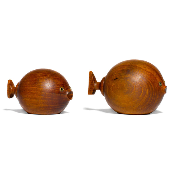 VINTAGE - Mid Century Modern Salt & Pepper Shakers - MAN of the WORLD Online Destination for Men's Lifestyle - 1