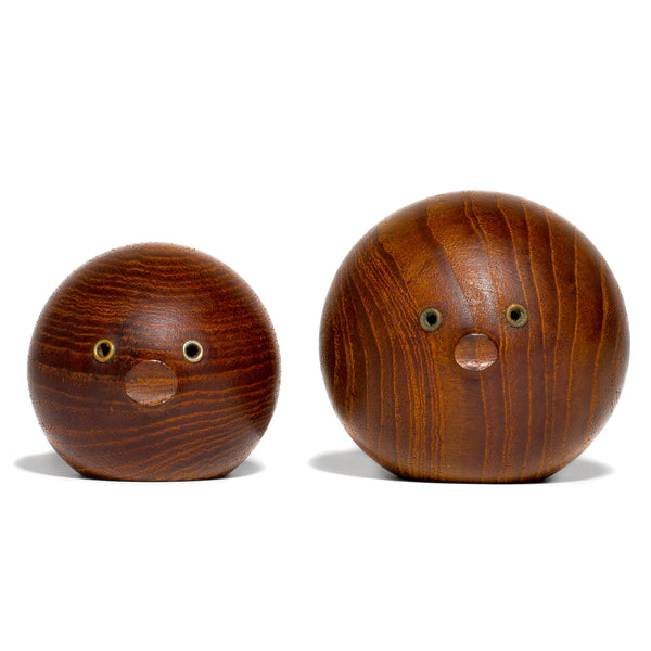 VINTAGE - Mid Century Modern Salt & Pepper Shakers - MAN of the WORLD Online Destination for Men's Lifestyle - 3
