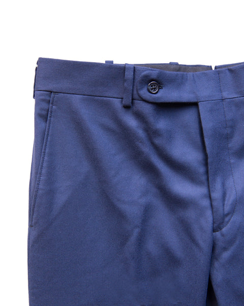 Suiting Pants - Navy Wool