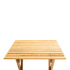 Blue Ridge Chair Works - The Blue Ridge Table - MAN of the WORLD Online Destination for Men's Lifestyle - 4