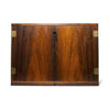 VINTAGE - Rosewood Wall Mounted Cabinet - MAN of the WORLD Online Destination for Men's Lifestyle - 1