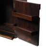 VINTAGE - Rosewood Wall Mounted Cabinet - MAN of the WORLD Online Destination for Men's Lifestyle - 5
