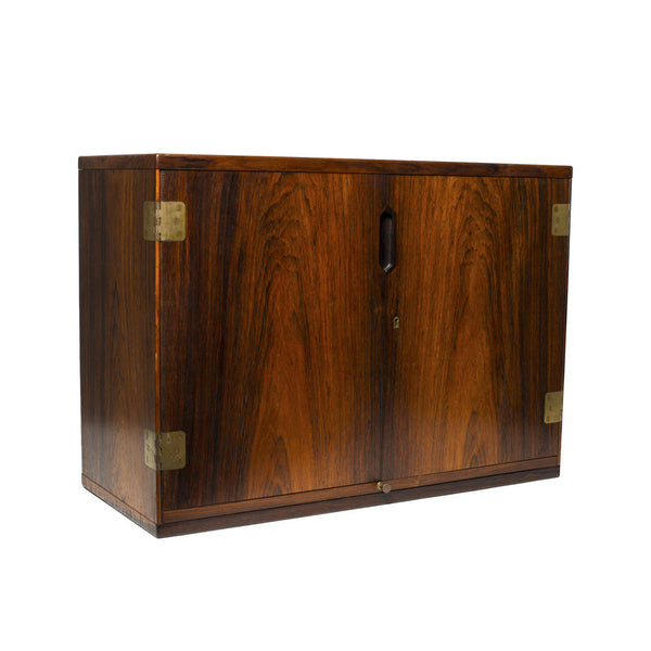 VINTAGE - Rosewood Wall Mounted Cabinet - MAN of the WORLD Online Destination for Men's Lifestyle - 7