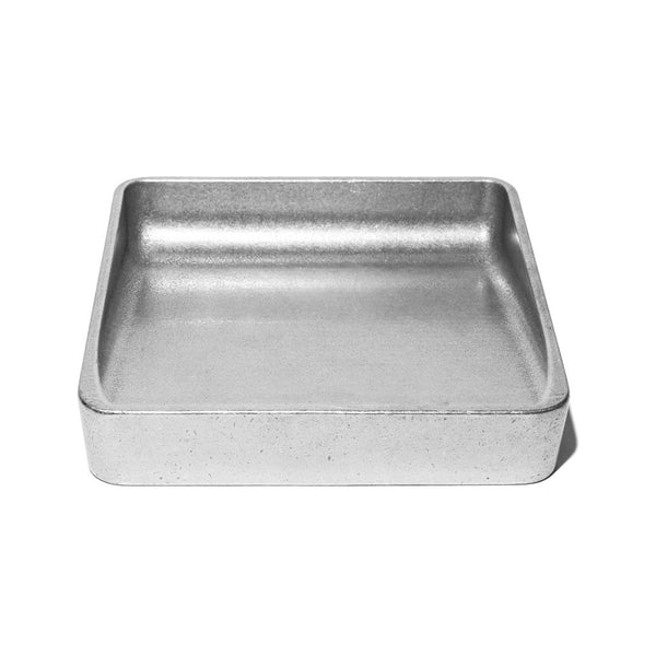 HENRY WILSON - Aluminum Double Sided Catchall - MAN of the WORLD Online Destination for Men's Lifestyle - 3