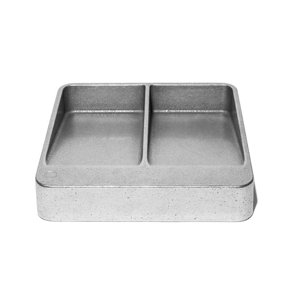 HENRY WILSON - Aluminum Double Sided Catchall - MAN of the WORLD Online Destination for Men's Lifestyle - 4
