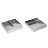 HENRY WILSON - Aluminum Double Sided Catchall - MAN of the WORLD Online Destination for Men's Lifestyle - 7
