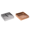HENRY WILSON - Aluminum Double Sided Catchall - MAN of the WORLD Online Destination for Men's Lifestyle - 8