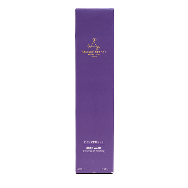 AROMATHERAPY ASSOCIATES - De-Stress Body Wash - MAN of the WORLD Online Destination for Men's Lifestyle - 2