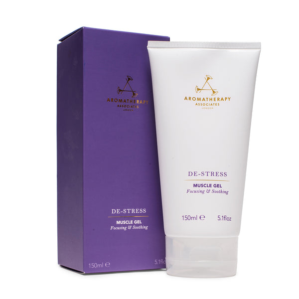 AROMATHERAPY ASSOCIATES - De-Stress Muscle Gel - MAN of the WORLD Online Destination for Men's Lifestyle - 3