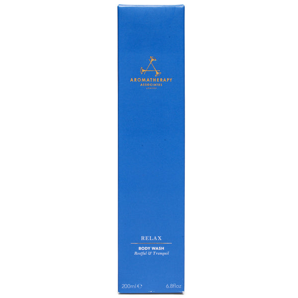 AROMATHERAPY ASSOCIATES - Relax Body Wash - MAN of the WORLD Online Destination for Men's Lifestyle - 2