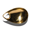 Aubock - Polished Brass Ashtray 15 cm - MAN of the WORLD Online Destination for Men's Lifestyle - 3