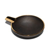 Aubock - Patinated Brass Ashtray  9 cm - MAN of the WORLD Online Destination for Men's Lifestyle - 2