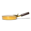 Aubock - Polished Brass and Walnut Silent Butler - MAN of the WORLD Online Destination for Men's Lifestyle - 1