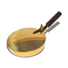 Aubock - Polished Brass and Walnut Silent Butler - MAN of the WORLD Online Destination for Men's Lifestyle - 4