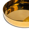 Aubock - Polished Brass and Walnut Silent Butler - MAN of the WORLD Online Destination for Men's Lifestyle - 5
