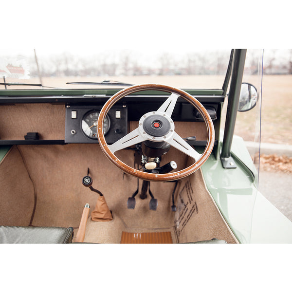AUSTIN - 1973 Mini Moke - MAN of the WORLD Online Destination for Men's Lifestyle - 10