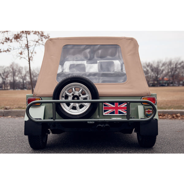 AUSTIN - 1973 Mini Moke - MAN of the WORLD Online Destination for Men's Lifestyle - 4