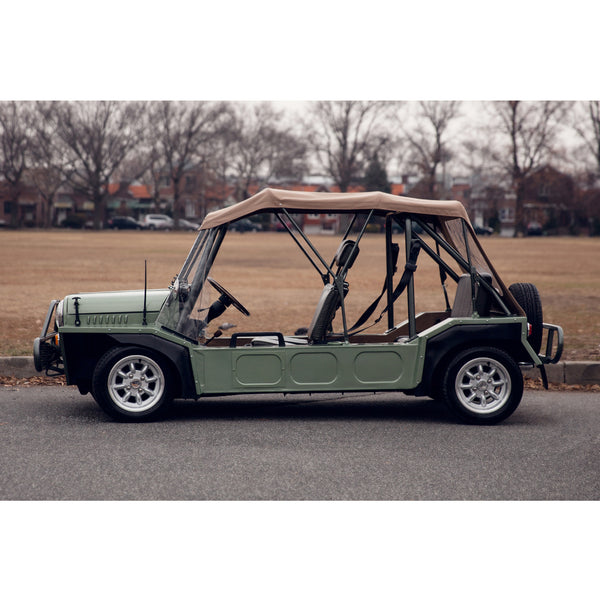 AUSTIN - 1973 Mini Moke - MAN of the WORLD Online Destination for Men's Lifestyle - 2