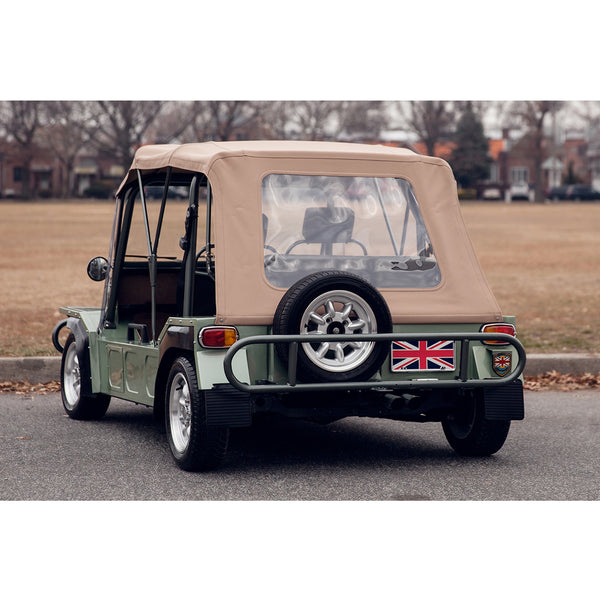 AUSTIN - 1973 Mini Moke - MAN of the WORLD Online Destination for Men's Lifestyle - 3
