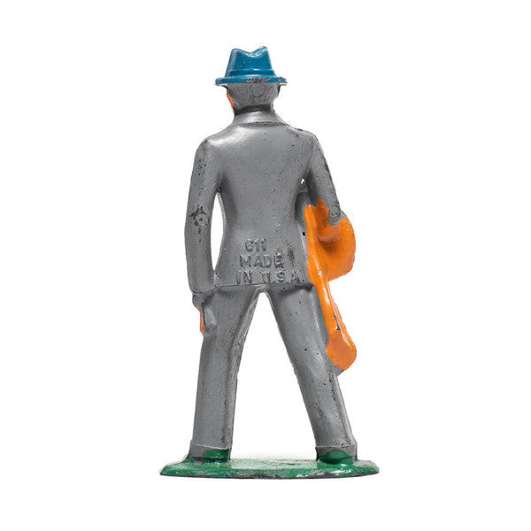 Barclay - Suited Figurine - MAN of the WORLD Online Destination for Men's Lifestyle - 3