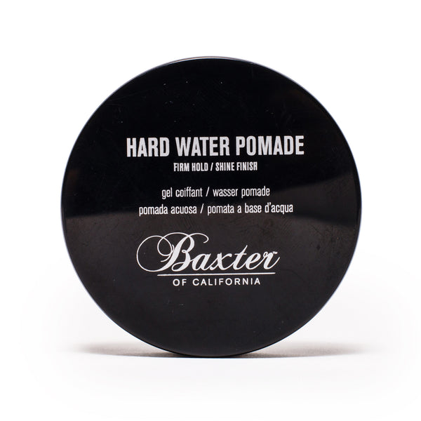 BAXTER OF CALIFORNIA - Hard Water Pomade - MAN of the WORLD Online Destination for Men's Lifestyle - 1